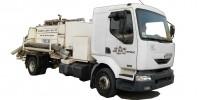 Стационарный бетононасос мощностью 90 м3, бетоновод от 120 до 140 м.