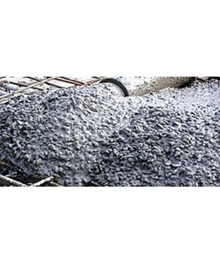 Мелкозернистый бетон (зимний) БСГ В25 Р3 F200 W6 ДЗ М5