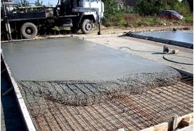 Особенности заливки бетона