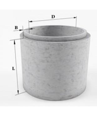 Кольцо для колодца КС 10-6