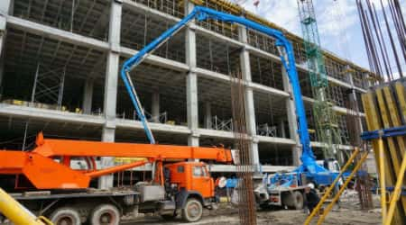 бетононасос аренда киев цена